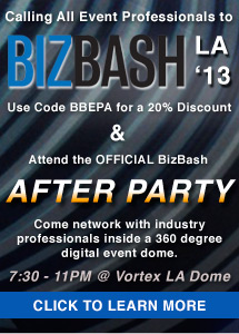 Event Planners Association Presents BizBash After Party
