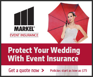 Markel Event Insurance Ad Example